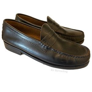 Dexter penny loafers made in USA